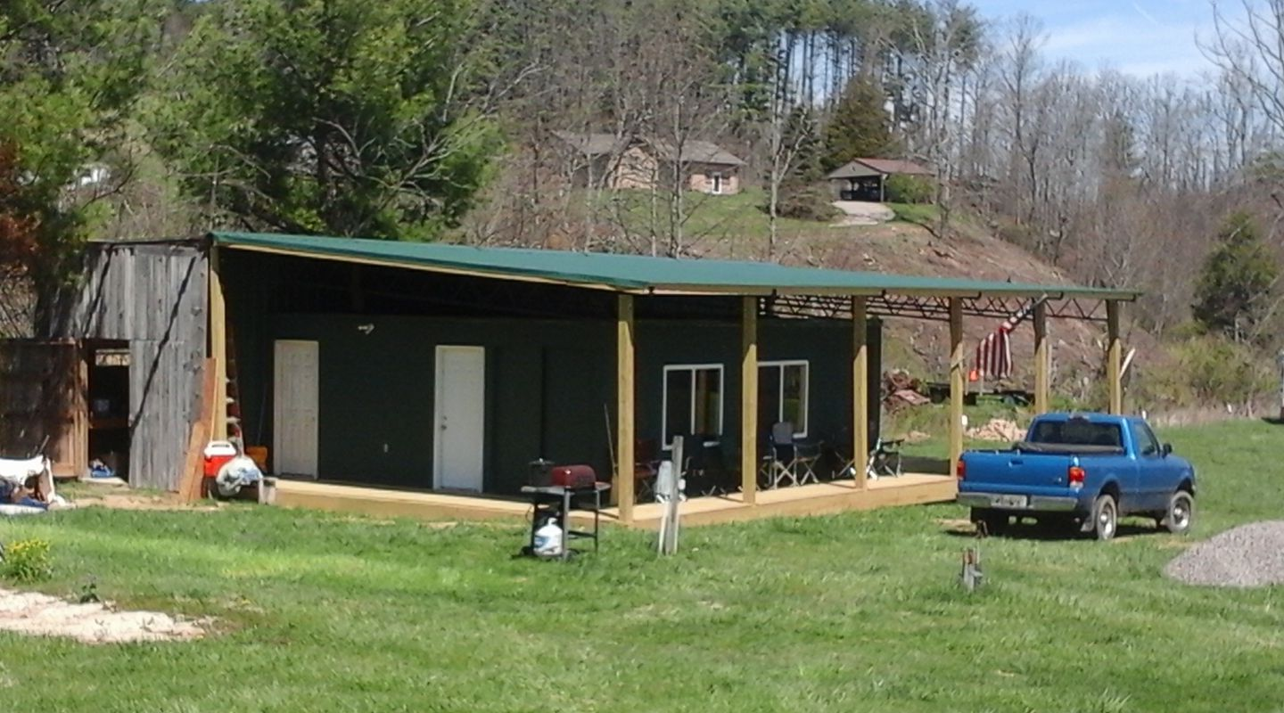Corn Creek Camp And Cabins In Mountain City TN